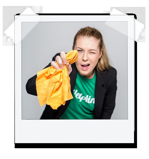 Roxanna Pelka Polaroid